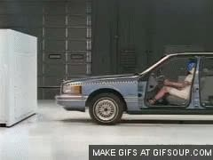 Watch Car crash GIF on Gfycat. Discover more related GIFs on Gfycat