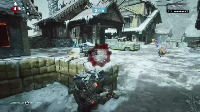 Watch and share Gearsofwar4 GIFs and Roadlzrd GIFs by Gamer DVR on Gfycat