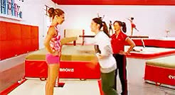 Watch this trending GIF on Gfycat. Discover more best ever of everything, emsstuff, gymnastics, missy peregrym, stick it, vanessa lengies GIFs on Gfycat