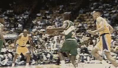 Watch and share Seattle Supersonics GIFs and Gary Payton GIFs on Gfycat