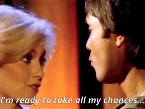 Watch Suddenly GIF by Mike (@miketv47) on Gfycat. Discover more cliff richard, love, music, olivia newton john, song, suddenly, xanadu GIFs on Gfycat
