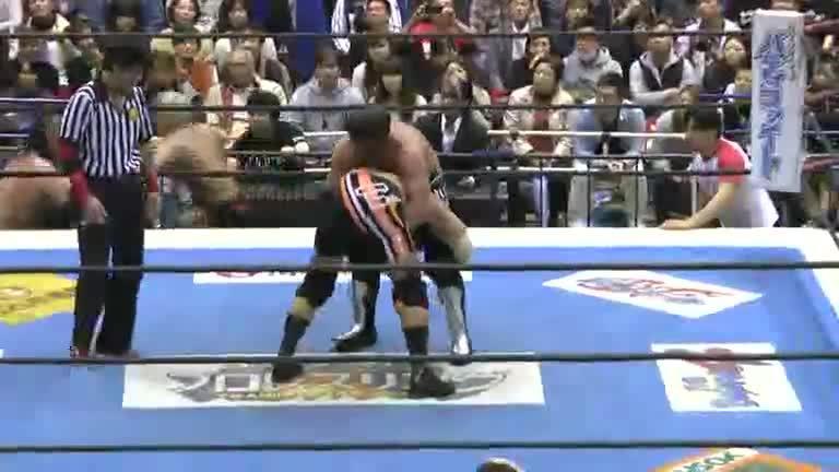 squaredcircle, AJ Styles botches Styles Clash on Kojima (reddit) GIFs