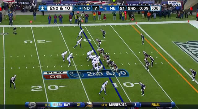 Watch and share GameDay: Colts Vs. Patriots Highlights GIFs on Gfycat