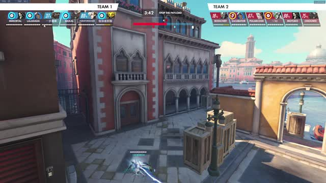 Watch and share Overwatch 2019-09-30 18-29-57 GIFs on Gfycat