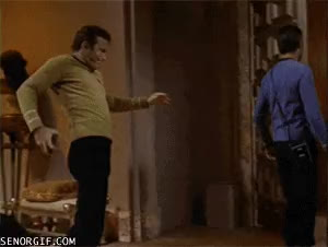 the silly walk GIFs
