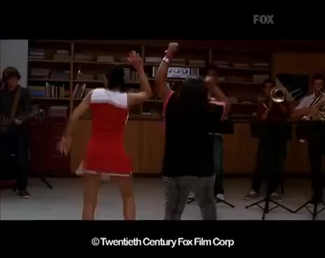 Watch this trending GIF on Gfycat. Discover more Glee GIFs on Gfycat