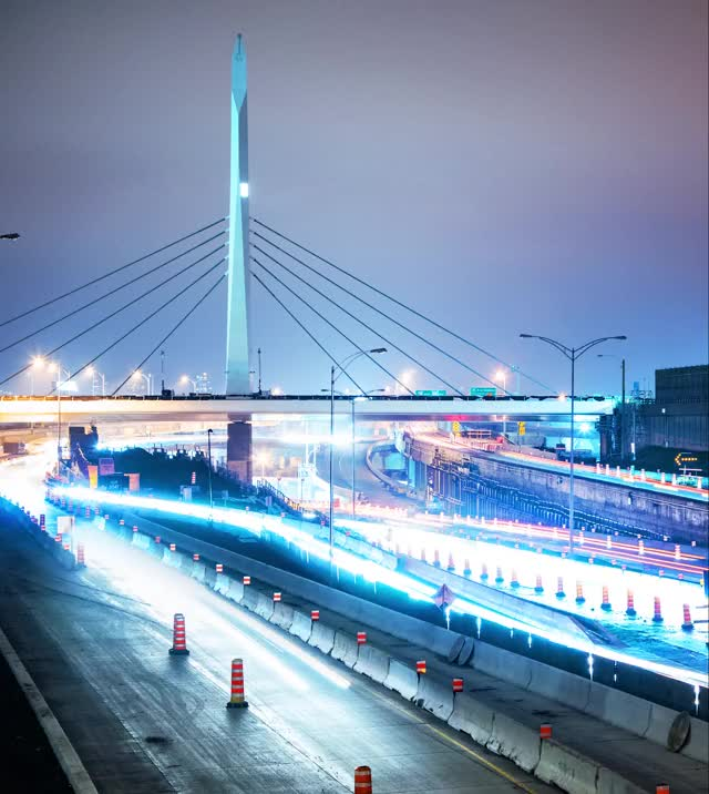 Watch and share Montreal Bridge GIFs by AJ LOOPS THINGS on Gfycat