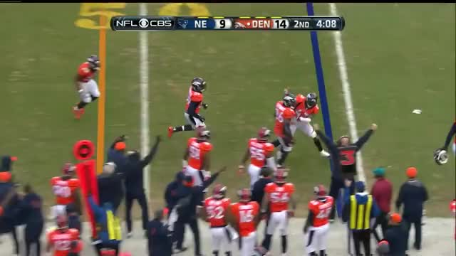 Watch and share Patriots Vs. Broncos | AFC Championship Highlights | NFL GIFs on Gfycat