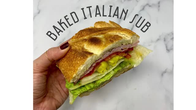Watch and share Baked Italian Subs GIFs by maxinesharf on Gfycat