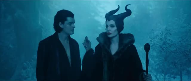 Watch and share Maleficent GIFs on Gfycat
