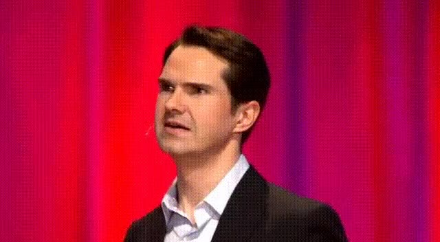 Watch and share Jimmy Carr GIFs on Gfycat
