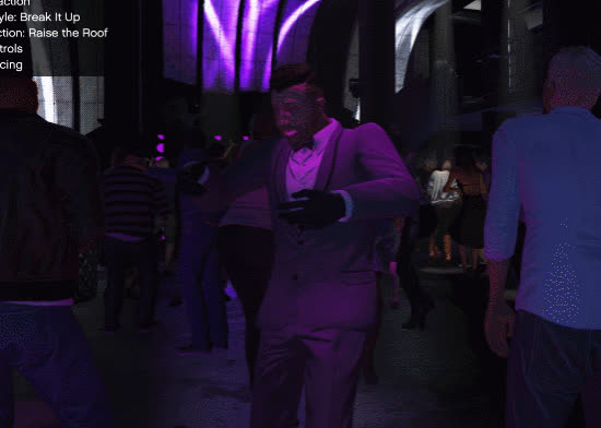 after hours, gtav, gtav after hours, GTAV after hours dancing GIFs