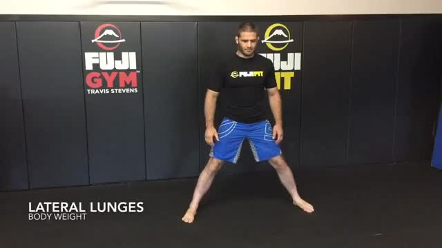 Watch Lateral Lunges GIF on Gfycat. Discover more All Tags, Champions, Judo, Kettlebell, Training, bjj, fitness, ibjjf, mma, olympians, olympics, program, ufc, workout GIFs on Gfycat