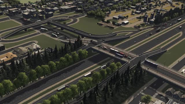 Watch and share Some Small Town Interchange Action. (reddit) GIFs on Gfycat