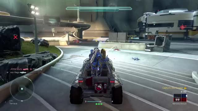 Watch this GIF by Gamer DVR (@xboxdvr) on Gfycat. Discover more Halo5Guardians, SelCrashed, xbox, xbox dvr, xbox one GIFs on Gfycat