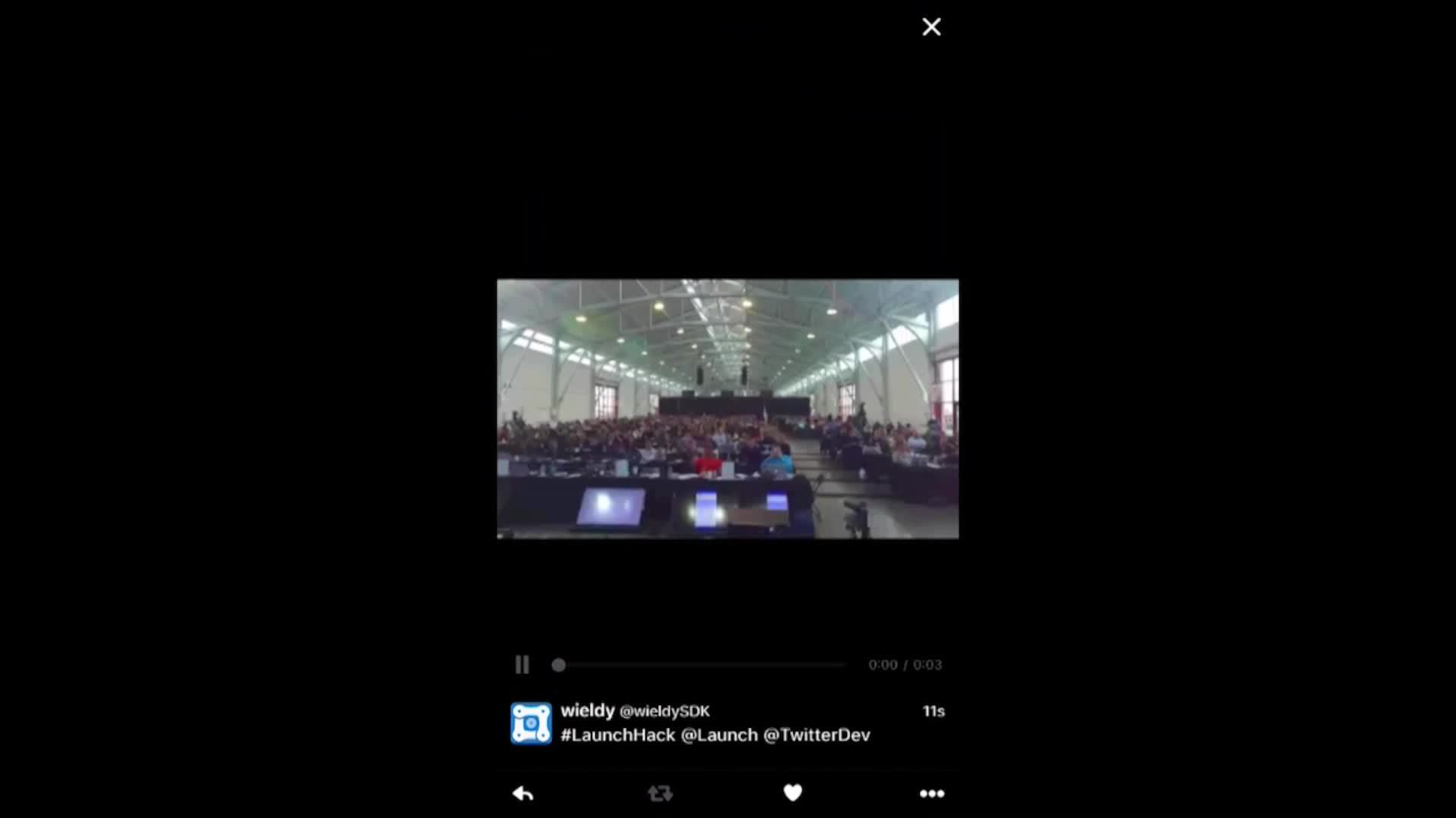 automation, developers, drone, Wieldly Twitter Post Demonstration GIFs