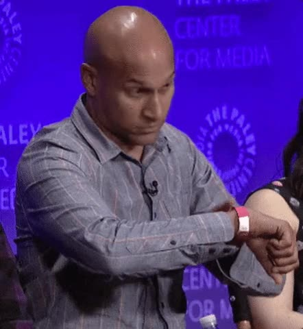 Watch and share Keegan Michael Key GIFs and Time GIFs on Gfycat
