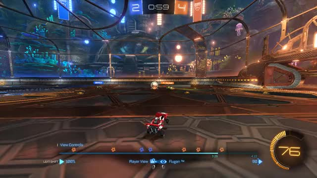 Watch and share Rocket League GIFs by robelibobban on Gfycat