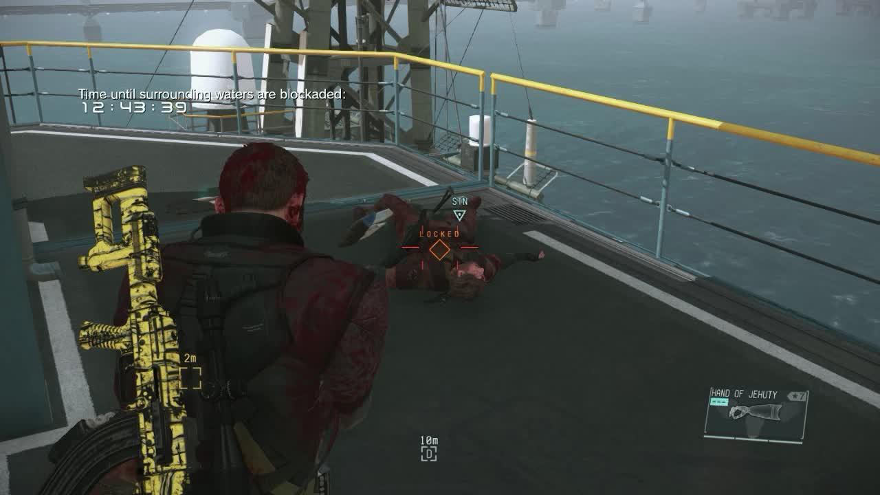 metalgearsolid, I captured the Defender GIFs