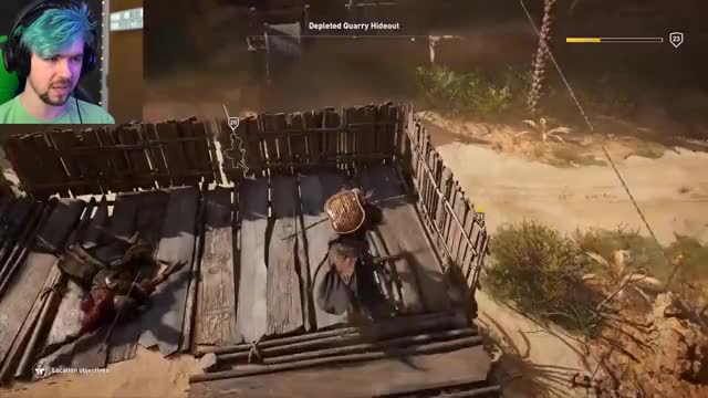 Watch and share THE ULTIMATE ASSASSIN | Assassin's Creed Origins GIFs on Gfycat