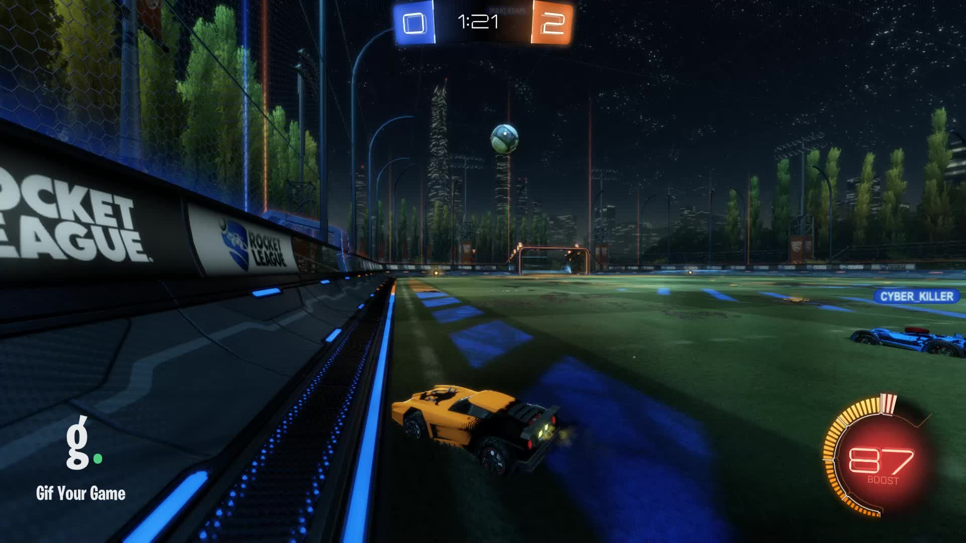 Gif Your Game, GifYourGame, Goal, JAG | Purple, Rocket League, RocketLeague, Goal 3: JAG | Purple GIFs
