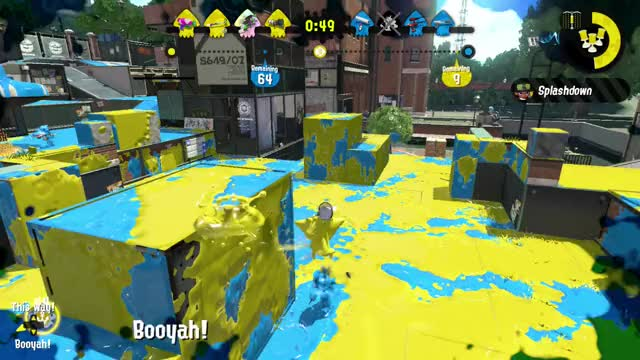 Watch and share Splatoon 2 GIFs by aquaflaretwins on Gfycat