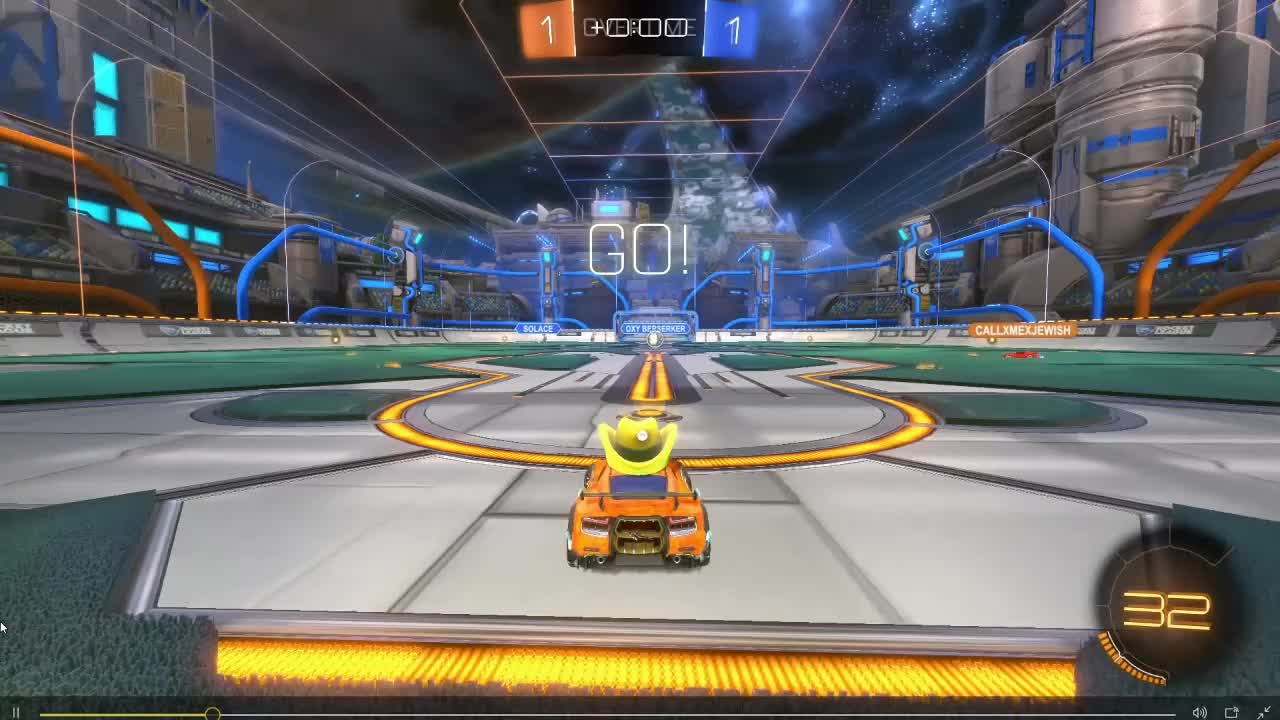 RocketLeague, goal GIFs