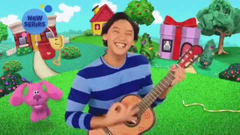 Watch and share Blues Clues And You GIFs by MusicClues Cluey on Gfycat