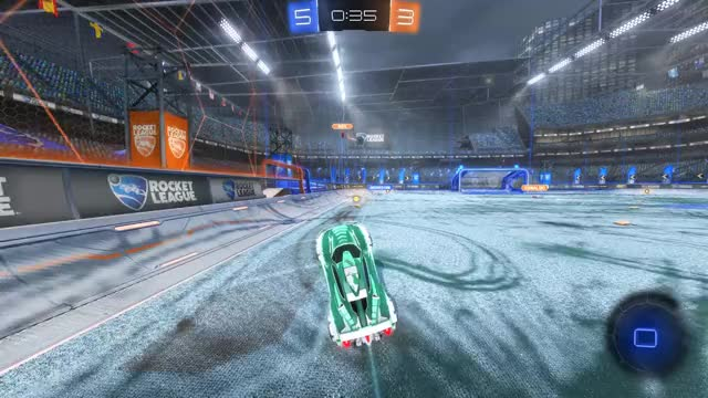 Watch and share Rocket League GIFs and Snow Day GIFs by youreviltwine on Gfycat