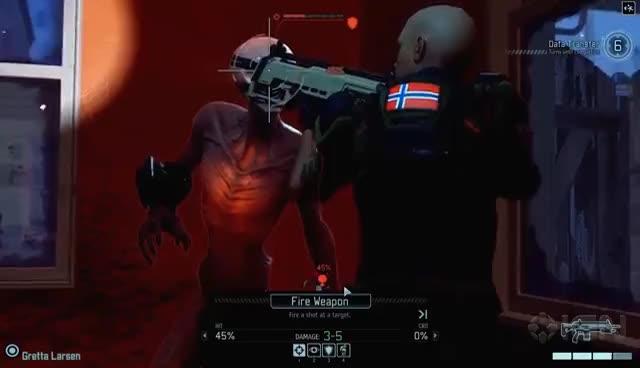 XCOM Aiming GIFs