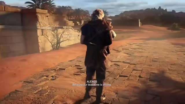 Watch and share Assassin's Creed GIFs and Ac Odyssey Dlc GIFs by ninj4z2 on Gfycat