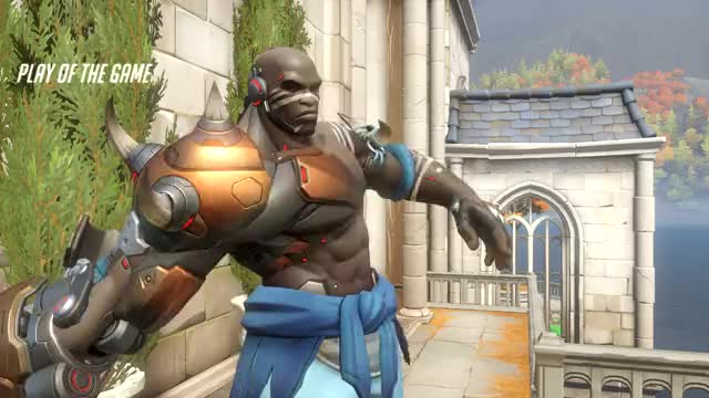 Watch and share Deathmatch GIFs and Doomfist GIFs by apples on Gfycat