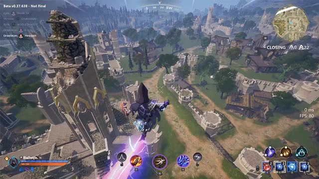 Watch and share Battlemage GIFs and Pyromancer GIFs by Spellbreak on Gfycat