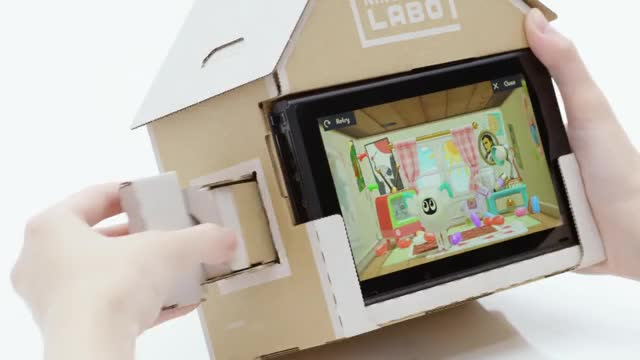 Watch First Look at Nintendo Labo GIF on Gfycat. Discover more action, adventure, fun, game, gameplay, kids, nintendo, play, play nintendo, video game GIFs on Gfycat