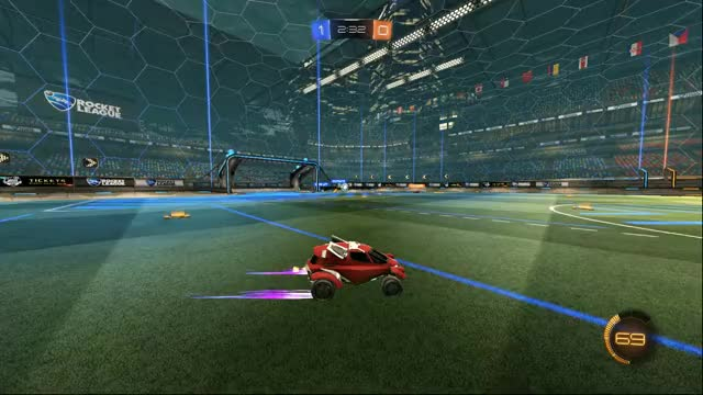 Watch and share Flip Reset Double Touch GIFs by calumgi on Gfycat