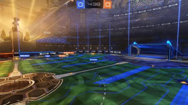 Watch and share Rocket League GIFs by abomination121 on Gfycat