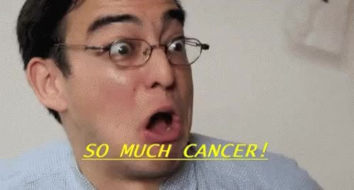 Watch and share Filthyfrank Cancer GIFs on Gfycat