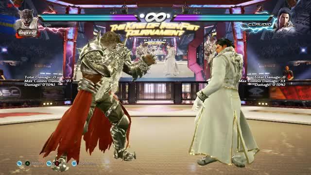 Watch and share Tekken 7 2019.01.02 - 01.37.45.08 GIFs on Gfycat