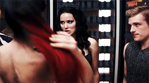 Watch and share The Hunger Games GIFs and Awkward GIFs on Gfycat
