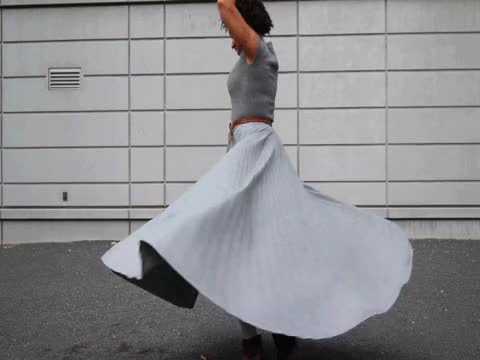 Watch and share Skirt GIFs on Gfycat