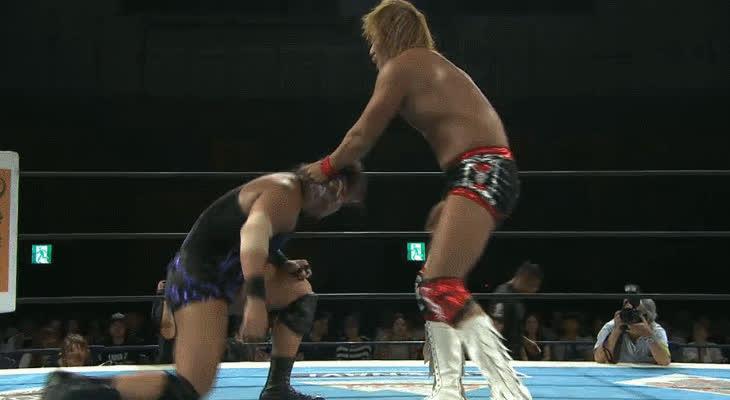 squaredcircle, [NJPW G1 SPOILERS] Tetsuya Naito vs. EVIL GIFs