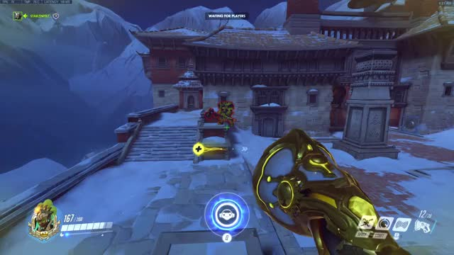 Watch and share Overwatch GIFs and Ana GIFs by lazywolfy on Gfycat