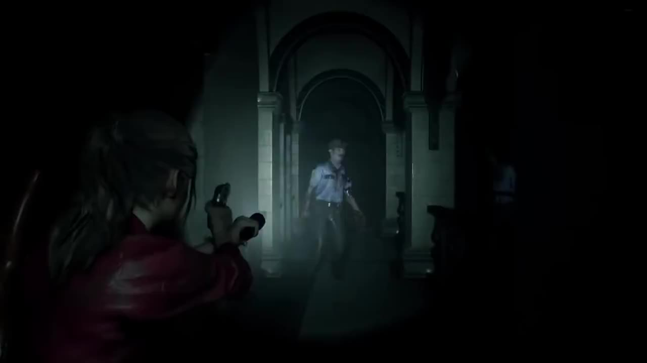 Resident Evil 2 Director Talks Mr X S Ai Scary Footsteps And