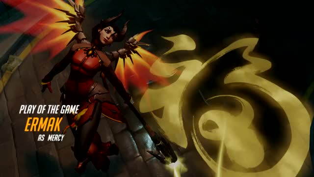 Watch and share Overwatch GIFs and Ultimate GIFs by Ermak on Gfycat