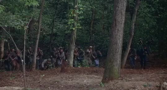Watch Confederate Soldiers Charge From Woods GIF by @nurdbot on Gfycat. Discover more related GIFs on Gfycat