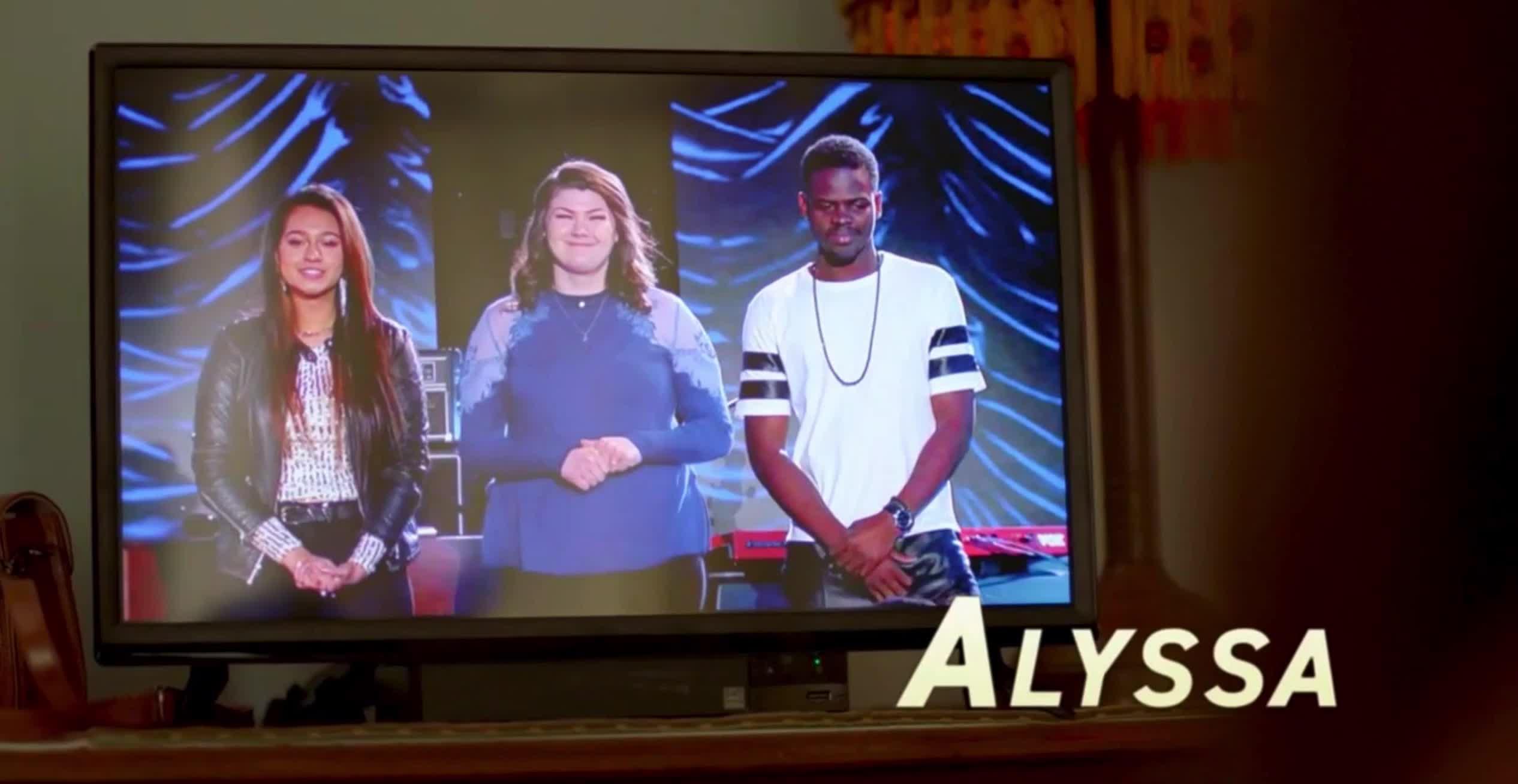 alyssa, alyssa raghu, american idol, american idol season 17, americanidol, katy perry, lionel richie, luke bryan, ryan seacrest, season 17, American Idol Alyssa Raghu GIFs