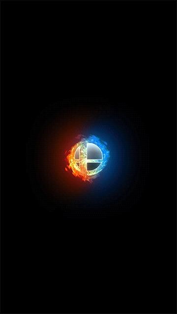 smashbros, SSB Logo - Mix (Loop) GIFs