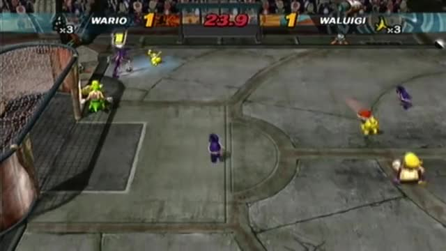 Watch and share Respect Waluigi (Mario) (reddit) GIFs by aquason on Gfycat