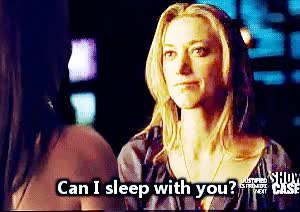 Watch and share Zoie Palmer GIFs on Gfycat