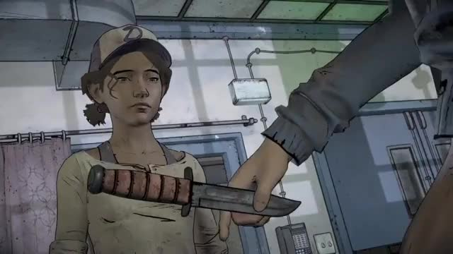 Watch and share Clementine GIFs and Telltale GIFs on Gfycat